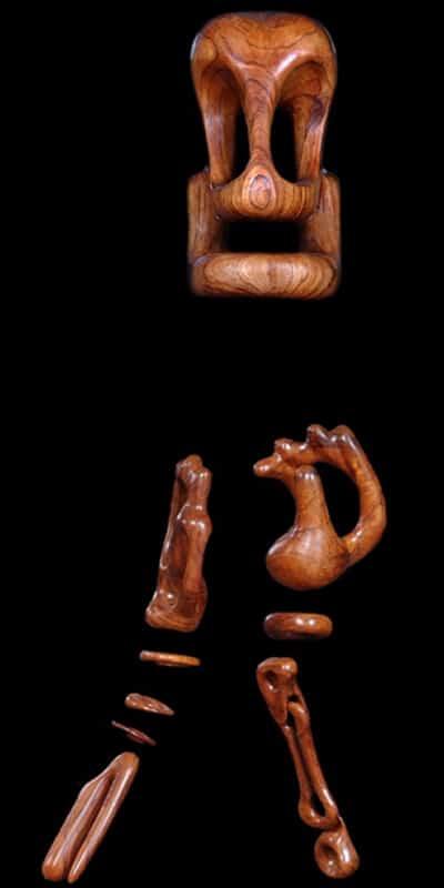 Homage to Ancestors by Nader G. Vakili