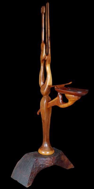 Bird Feeder by Nader G. Vakili